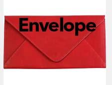 zarf modeli cüzdan